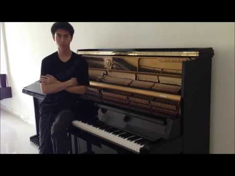 3rd Place Winner of Jarrod Radnich's Pirates of The Caribbean Piano Contest!
