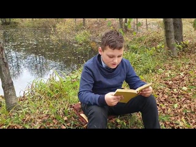Изображение предпросмотра прочтения – ИванМайоров читает произведение «Закружилась листва золотая....» С.А.Есенина
