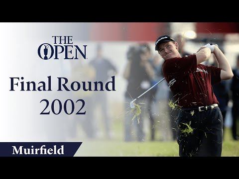 Ernie Els - Final Round in full | The Open at Muirfield 2002