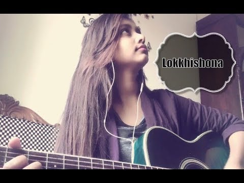 Lokkhishona | Hridoy Khan | Cover | Dristy Anam