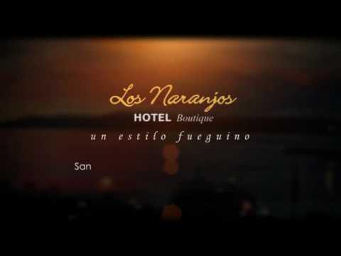 los naranjos hotel boutique publicidad youtube