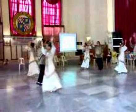 Sampaguita (folkdance from ilaya, san fernando, cebu)