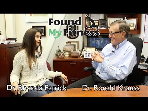 Dr. Ronald Krauss on LDL Cholesterol, Particle Size, Heart Disease & Atherogenic Dyslipidemia