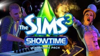 The Sims 3 Showtime - Objects!