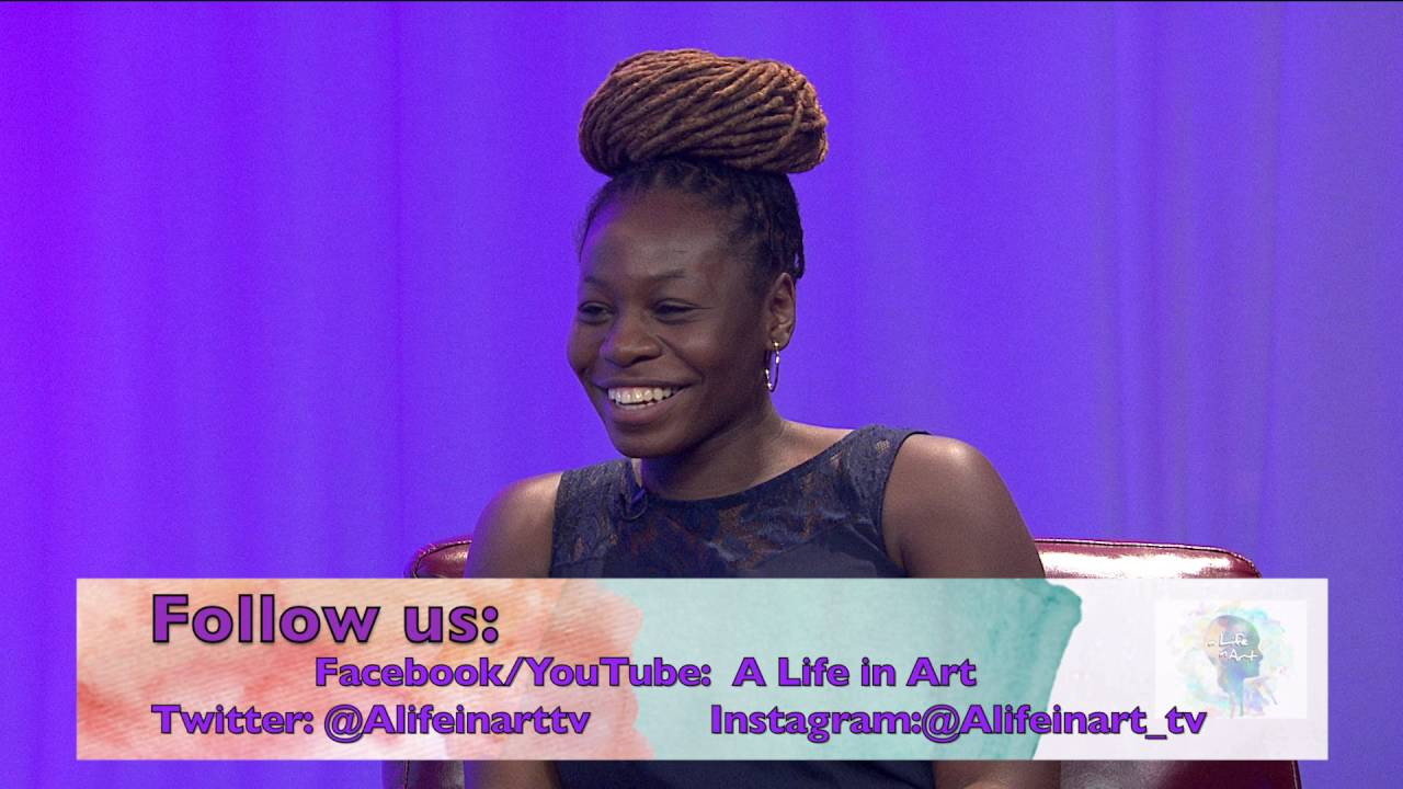 A Life in Art S3 Ep 41 Brittany Wilson