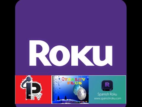 TRES!! nuevos canales ROKU para ver tv de paga GRATIS!!!!!