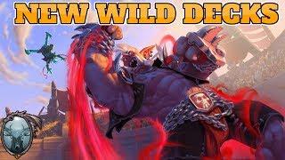 Wild decks for Rastakhan