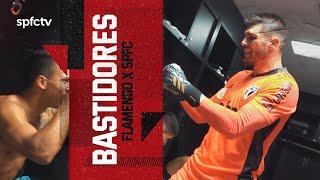 BASTIDORES: FLAMENGO 1x4 SÃO PAULO   SPFCTV