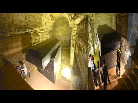 Secret Ancient Egyptian Palace Discovered