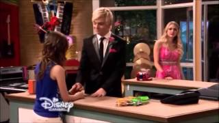 Austin & ally moments from season 3