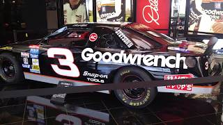 Visting Dale Earnhardt Inc