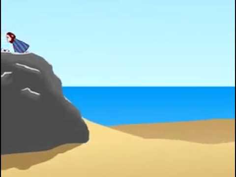 Par bola de la casa sobre roca youtube for Casa la roca