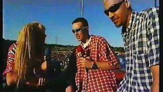 Prodigy - No Good (Start The Dance) live at Glastonbury 1995. MTV Summer Festivals 95