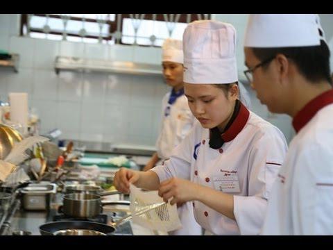 Học nấu ăn tại Hà Nội - Giới thiệu nghề nấu ăn