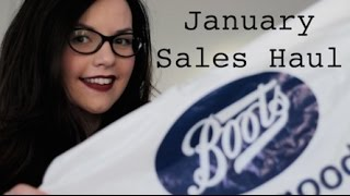 January 2015 Sales Haul