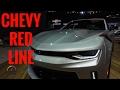 Chevrolet Red Line con el diseñador Humberto Ortiz en el Chicago Auto Show 2017