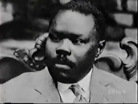 a biography of marcus garvey This biography is a brief but succinct account of marcus garvey's life and work an ideal text for both students and serious laymen.