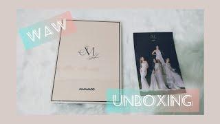 [UNBOXING] 마마무 Mamamoo 11th Mini Album | WAW