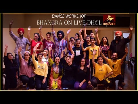 bhangra-workshop-with-live-dhol-|-mor-|-diljit-dosanjh-|-house-of-bhangra