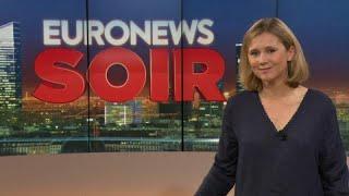 Euronews Soir : l'actualité du jeudi 28 novembre 2019