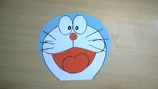 how to make a doraemon mask