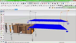 tutorial sketchup animation step by step