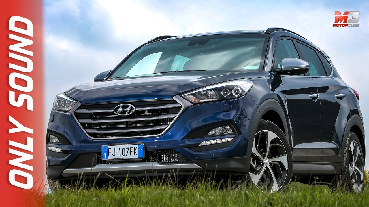 hyundai tucson sound edition 2017 first test drive only sound youtube. Black Bedroom Furniture Sets. Home Design Ideas