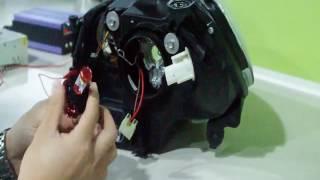 iegeek h7 car led headlight bulbs