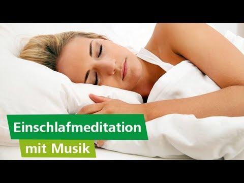 Soforthilfe bei Schlafstörungen! Meditation für erholsamen Schlaf
