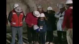 jornal nacional Resgate de mineiros no Chile emociona o mundo