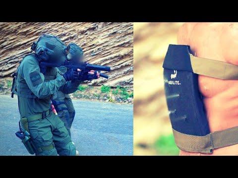 INSANE! Israeli SF Try To Destroy Agilite Raider Body Armor