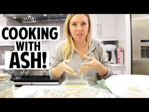 Cooking With Ash! | Vlogmas Day 21!