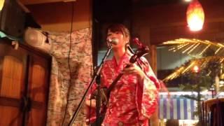 北谷食堂妻恋坂店にて 聞き惚れました...。