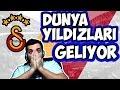 ⚽ Fifa 17 / Galatasaray Kariyer / Dünya'nın En İyi Futbolcuları Geliyor /#48