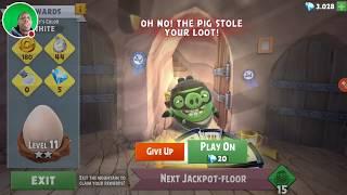 Major Update - Angry Birds Evolution