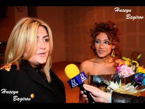 Roya Ayxan - Belkede ( new version ) GLee...