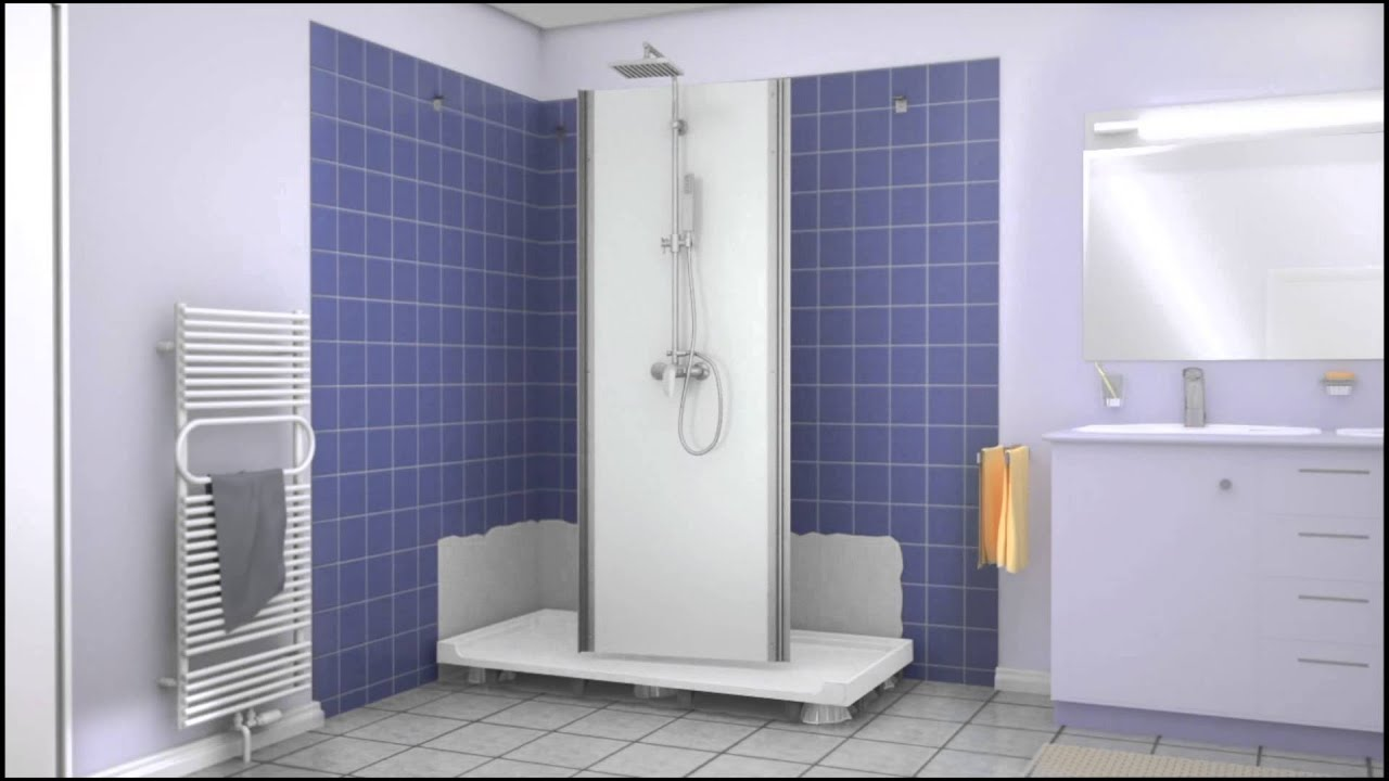 How To Install A Kinemagic Shower Youtube