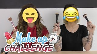 5 min Make Up Challenge feat Vana Papadopoulou