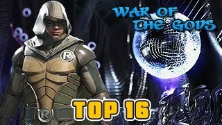 Injustice 2 | Tournament | S02W07 | TOP 16 (HoneyBee, Semiij, Rewind, Knicks + more) thumbnail