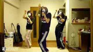 【Perfume 不自然なガールTV版】をジャージで踊ってみた! thumbnail