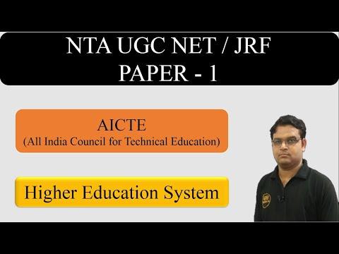 Higher Education UGC NET Paper 1 Part 7 || AICTE - UGC (CBSE) NET JRF Exam