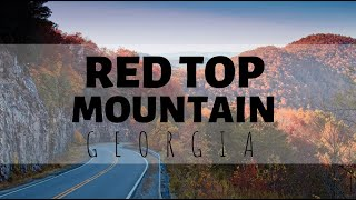 Red Top Mountain | Georgia's Phyṡical Features
