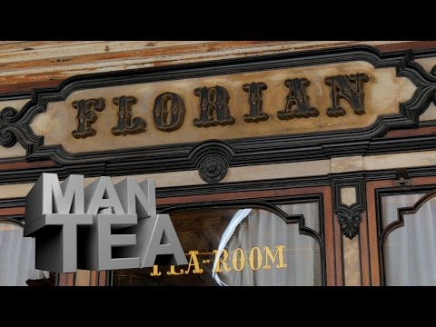 Caffè Florian, Venice: Man at Tea #6
