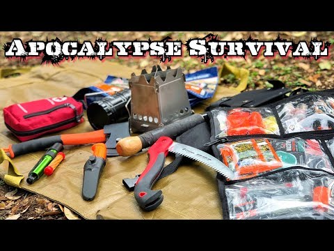 Long Term Apocalypse Survival Kit | Survival Boxes February 2018