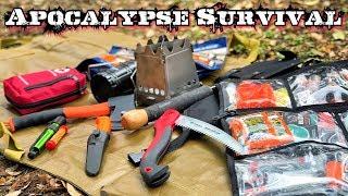 Long Term Apocalypse Survival Kit   Survival Boxes February 2018