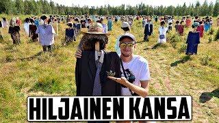 Tää on yks oudoimmista paikoista Suomessa..