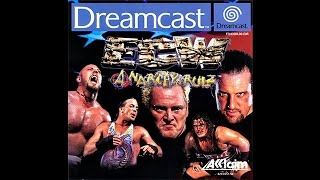 ECW Anarchy Rulz (Dreamcast)