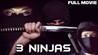 3 NINJAS   New Hollywood Movie In Hindi Dubbed   Full Movie  