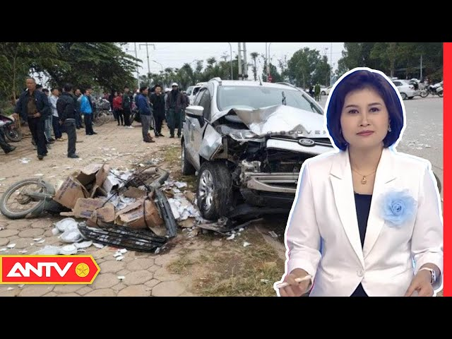 An ninh toàn cảnh hôm nay | Tin tức Việt Nam 24h | Tin hình sự mới nhất ngày 26/02/2021 | ANTV