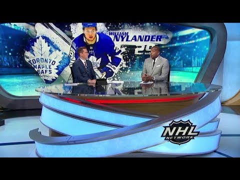 NHL On The Fly:  William Nylander signs 6 year deal to stay with the Maple Leafs   Dec 1,  2018